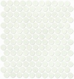 Fap Color Now Ghiaccio Round Mosaico 29,5x32,5