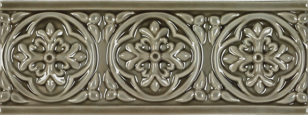 ADEX STUDIO Relieve Palm Beach Eucalyptus 7,5x19,8