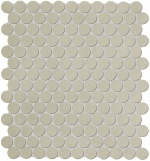 Fap Color Now Tortora Round Mosaico 29,5x32,5