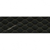 GNS2 Decor 27N Nero Wave 25x75