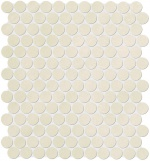 Fap Color Now Beige Round Mosaico 29,5x32,5
