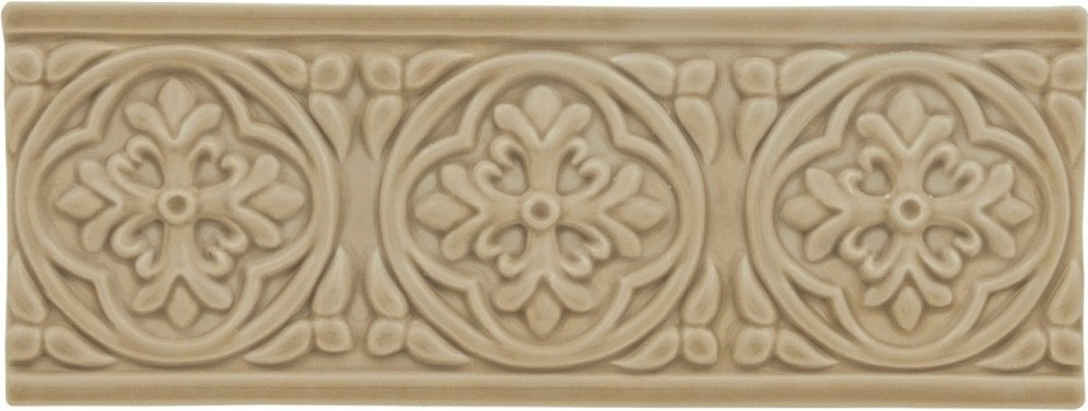 ADEX STUDIO Relieve Palm Beach Silver Sands 7,5x19,8
