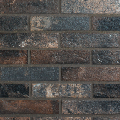 RHS (Rondine Group) Bristol Brick Dark 6x25
