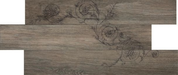 Iris French Woods Comp Motif Larch 60x120