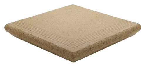 Gres Tejo RUBI Step Coner DEGRAU ESQUI.RUBI FIORE 34x34x5 th 15mm