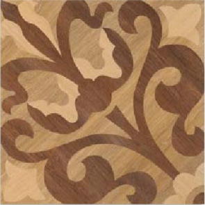 Newker Decorum Genoa Brown Pav 43x43
